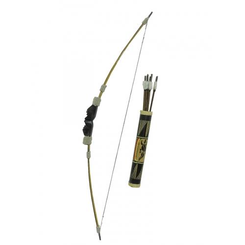 Лук с бамбуковым колчаном (л-143)