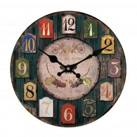 Часы настенные Лондон 5 Ø 35см Clock