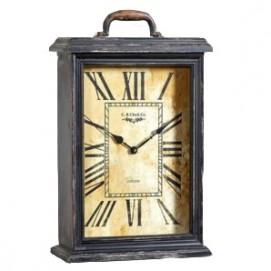Часы Wood Clock DB003083 Dialma Brown