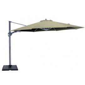 Зонт GRANADA Miloo 350x350 см KREM