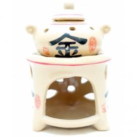 Аромалампа чайник с иероглифом ал-23