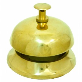 Звонок латунный (зл-01)