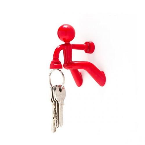 Держатель для ключей Key Pete Peleg Design Красный