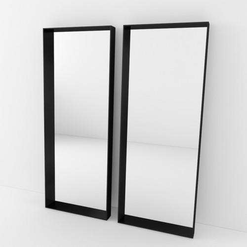 Зеркало CUBE ESENSE  чёрное