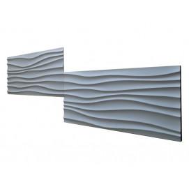 3D панель 2х100х50 см Волна Delicate Agara м2