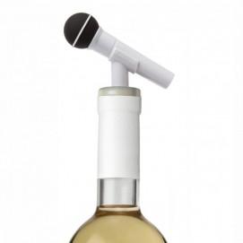 Стоппер для бутылки Dynamike Rocket Design Белый