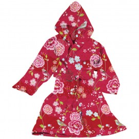 Халат Birds in Paradise bathrobe  red XXS-Xl