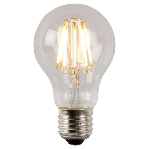 LED лампочка Эдисона A60 8W 850LM 2700K Clean прозрачное стекло
