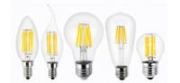 Светодиодные лампочки Эдисона (LED)