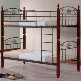 Кровать двухъярусная DD Kora (90*190) Onder MEBLI