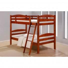 Кровать двухъярусная DD Cosmos (90×190) Onder MEBLI