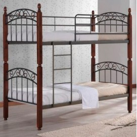 Кровать двухъярусная DD Sofi (90*190) Onder MEBLI