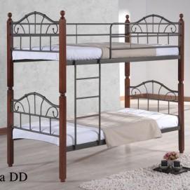 Кровать двухярусная DD Mira (90×190) Onder MEBLI