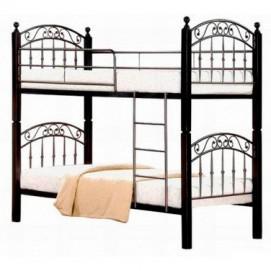 Кровать двухъярусная DD Zlata N (90×200) Onder MEBLI