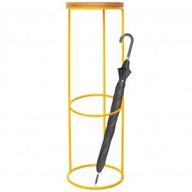 Подставка Hold High (100, фанера) жёлтая Hairpinlegs