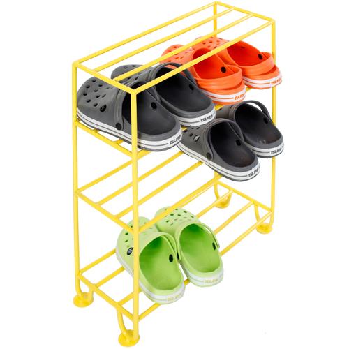 Подставка Foot Stand (45 см, жёлтая) Hairpinlegs