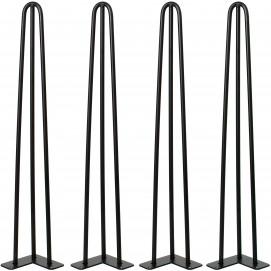 Ножка шпилька (1 шт.) Hairpinlegs Small 3rod