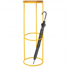 Подставка Hold High (100 см, ДСП) жёлтая Hairpinlegs
