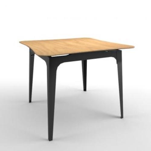 Стол обеденный Cirrina Oak натуральный D-ARTS