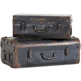 Набор чемоданов Dialma Brown DB003057