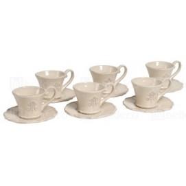 Чайный сервиз 6 персон C210532901K belldeco