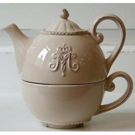Чайник с чашей C210533101 belldeco