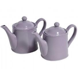 Чайник 2шт. фиолет C216135602K  belldeco