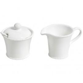 Чаша для сливок и сахарница C216135501 belldeco