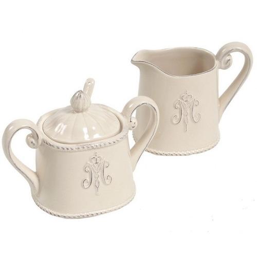 Чайник сливки и чайник сахар C210532701 belldeco