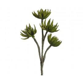 Искусственные растения цветок зеленый 3 C2441 belldeco
