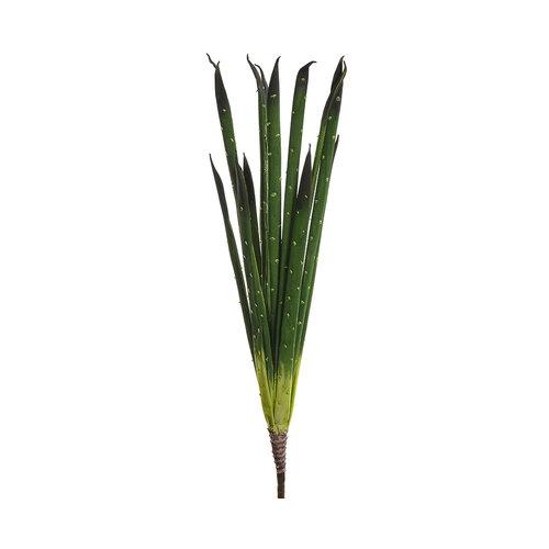 Искусственные растения лист зеленый 2 C2424 belldeco