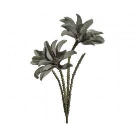 Искусственные растения цветок зеленый 1 C2428  belldeco