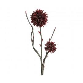 Искусственные растения Цветок чертополоха 2 C2404B belldeco