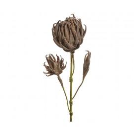 Искусственные растения цветок артишока 2 C2216 belldeco