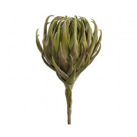 Искусственные растения цветок артишока 1  C22161 belldeco