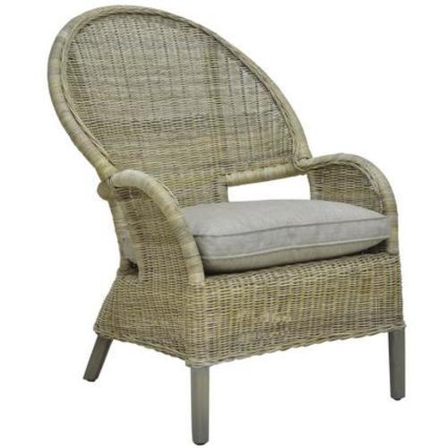 Кресло DIVA 295660 серый Garden4You