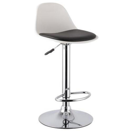 Барный стул AXEL 27908 Evelek бело-черный