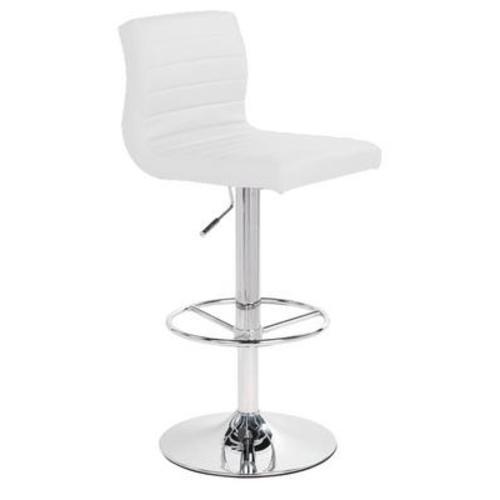 Барный стул AURA 27781 Evelek белый