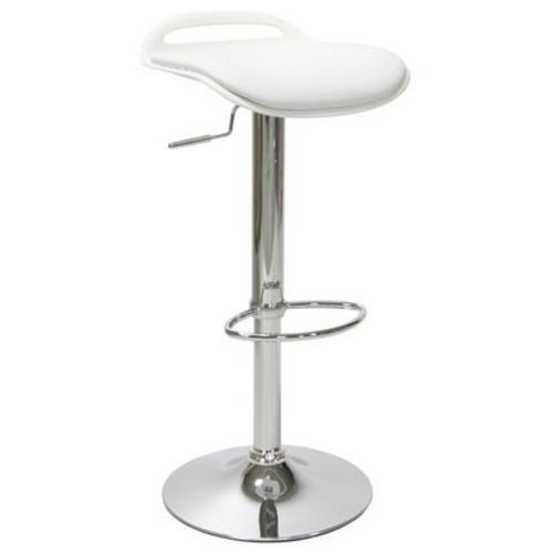 Барный стул ALDO 27762 Evelek белый