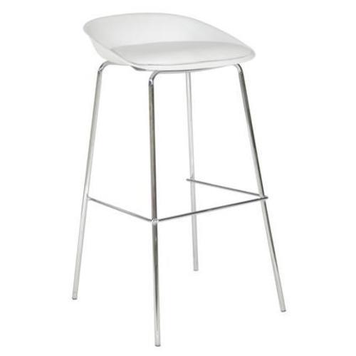 Барный стул ASTOR 27773 Evelek белый
