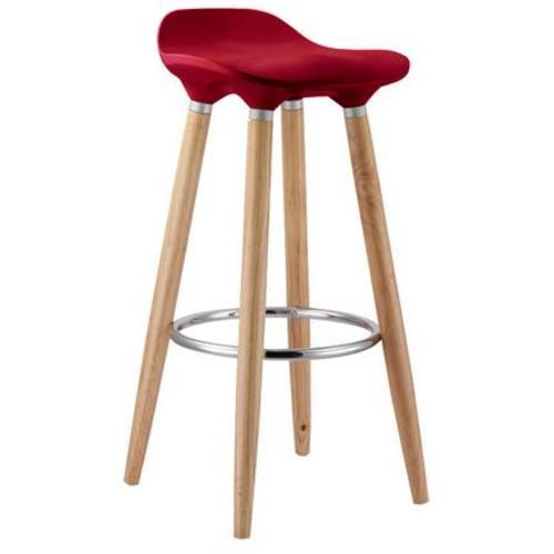 Барный стул ABBA 27903 Evelek красный