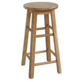 Полубарный стул PROMO 0621 Evelek натуральный