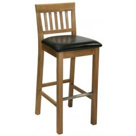 Барный стул LAURA 19963 Evelek орех