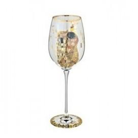 "Бокал для вина ""Поцелуй"" 25,5 см., стекло  67-002-11-3"