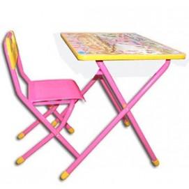 Набор  детской складной мебели №1