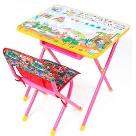 Набор  детской складной мебели №3