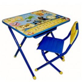 Набор  детской складной трансформируемой мебели №3