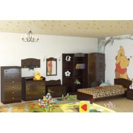 Детская комната Мишка-4