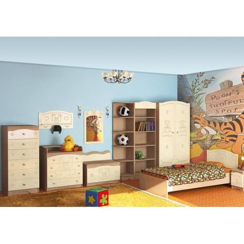 Детская комната Мишка-6