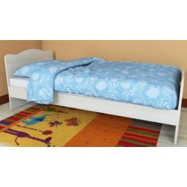 Кровать «Простор» без ящиков (70*140)